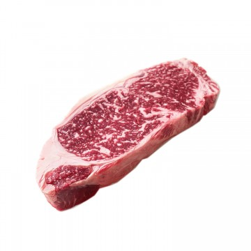 Chilled Aus Wagyu Striploin MB 6+, 250G +/-