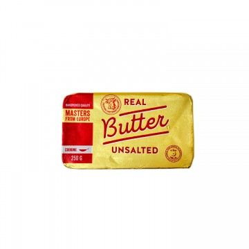 Master Unsalted Butter
