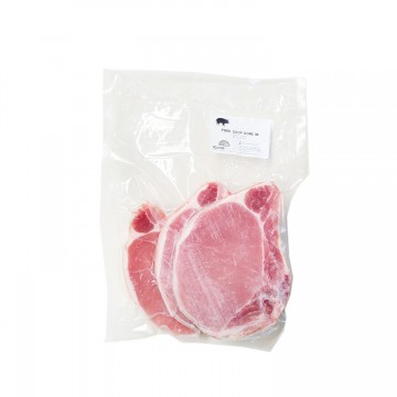Pork Chop, Center Cut - 500G